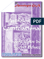 Astrologia Constelacional Robert Deluce
