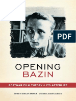 Dudley Andrew, Herve Joubert-Laurencin - Opening Bazin_ Postwar Film Theory and Its Afterlife (2011, Oxford University Press)