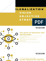 Globalization Vision Objectives Strategy