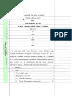 Divisione Giudiziale - Relazione CTP
