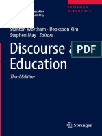 Wortham Kim May Eds 2017 Discourse and Education