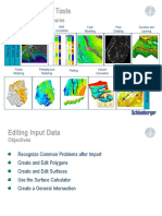 Edit Input Data 2009