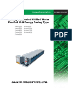 Chilled Water Fan Coil Unit (FWW-EC)