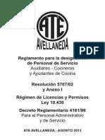 REGIMEN LICENCIAS Y REGLAMENTO AGOSTO 2013.pdf