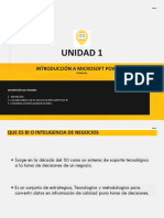 Introducción a Microsoft Power BI
