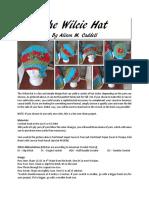 CROCHET-Wilcie Hat Pattern Updated
