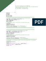 Ejemplo de Diseño de Filtros Analogicos Con Matlab