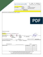 P18012-RFI-00XX