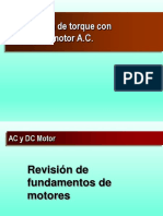 Torque Variador vs reductor