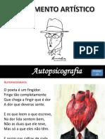 Análise Autopsicografia