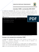 Cmd o Comandos Ms-dos