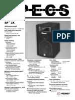 SP3X datasheet.pdf