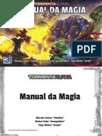 3det Manual Da Magia Tormenta alpha