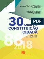 30 anos da Constituição Federal