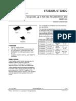 ST3232B / ST3232C Datasheet