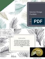 Interior Design Portfolio Revised