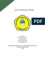 PRESENT CONTINOUS TENSE 1.docx