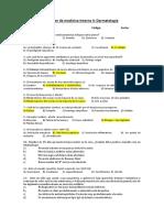 Copia de Examen de Dermatologia 1