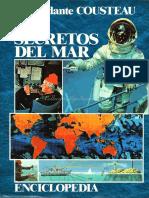 Los Secretos del Mar Enciclopedia  - Comandante Cousteau - Fasc.1