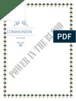 The COMMUnion