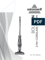 Bissell User Guide Bolt Ion Pet 18v 13129