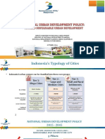 National Urban Bevelopment Policy 2015-2045_Arifin Rudyanto