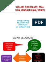 BIAYA EFEKTIF DALAM ORGANISASI   Gortap.pptx