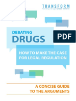 Debating Drugs