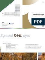 Synozol K HL