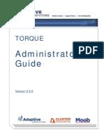 TORQUE_Administrator's_Guide