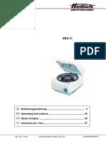 Hettich EBA 21 Centrifuge - User manual.pdf.pdf