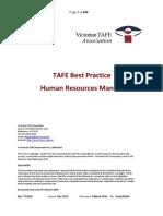 Best Practice HR Manual 3 March 2016