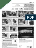 edição de 12 de fevereiro de 2009