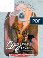 Dragonlance Classics - 15th Anniversary Edition