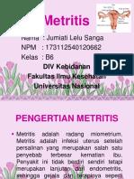 Tugas Individu 2 Metritis