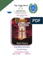 the Cross Cantata