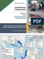 28 12 2018 Bahan Konpres Tsunami Selat Sunda Publish