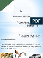 Compensation & Benefits Course