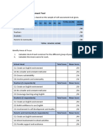 Analysis of Self-Assessment Tool.docx