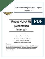 Robot KUKA R6