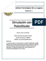 Simulación RobotStudio