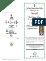 2019 - 25 Jan - Vespers-st Gregory Theologian