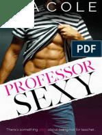Professor Sexy- Hockey Romance by Aja Cole
