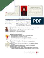 CV Update Madani