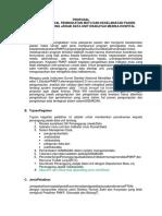 Proposal Pelatihan PMKP 2019