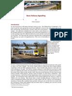 Infopaper 6 Basic Railway