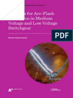 Methods for Arc Flash Prediction in MV LV Switchgear