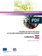 PDF 05 EuroMedJeunesse Etude LEBANON 090325