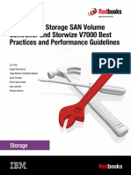 IBM System Storage SAN Volume Controller and Storwize V7000 Best Practices and Performance Guidelines