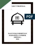 Hipmal Proposal Batalyon Cover
